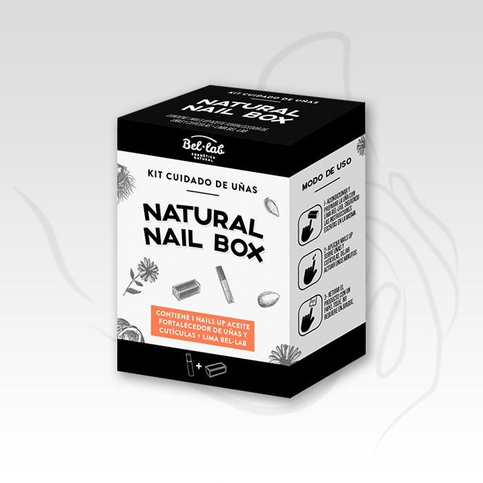 Kit NATURAL NAILBOX